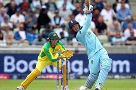 England cruised to final beating Australia by 8 wickets