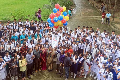 চট্টগ্রামে বিজ্ঞানচিন্তা-বিকাশ'র বিজ্ঞান উৎসব