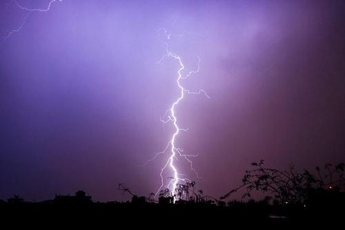 14 killed by Lightning in 6 districts