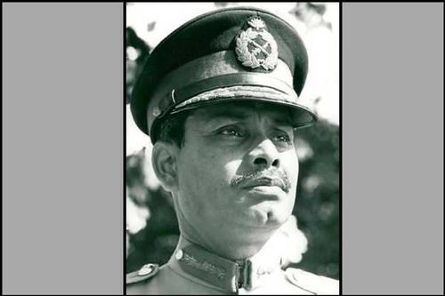 How Ershad became President?