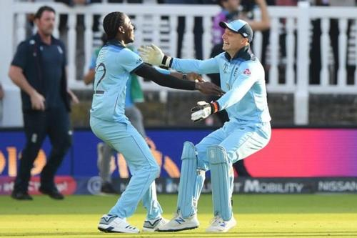 Stoke propels England to win first World Cup in a Super Over