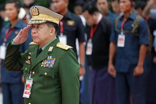 Rohingya crisis: US imposes travel restrictions on Myanmar military chief