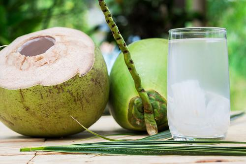 Beat the heat with Coconut Water