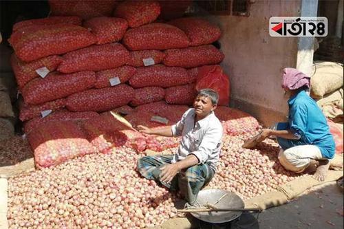 আমদানি বাড়লে স্থিতিশীল থাকবে পেঁয়াজের বাজার