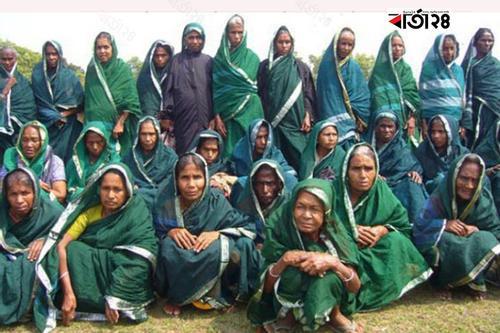 প্রধানমন্ত্রীকে কৃতজ্ঞতা জানাতে চান সোহাগপুরের ২৪ বীরাঙ্গনা