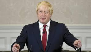 Johnson convenes first Cabinet meeting