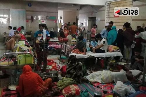 BB direct all banks to assist poor dengue patients