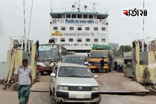 No passenger pressure on Paturia-Daultdia ghat