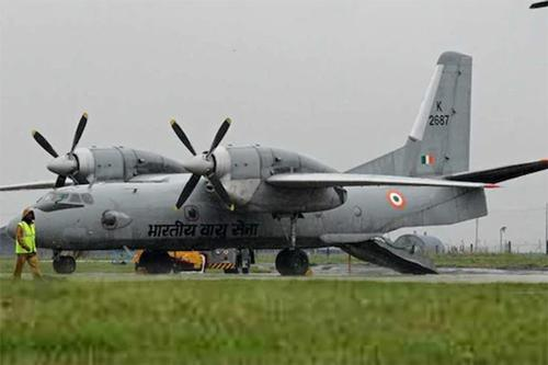 ১৩ আরোহীসহ ভারতীয় সামরিক প্লেন নিখোঁজ