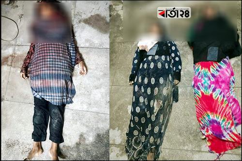 কুমিল্লায় পিবিআই'র গাড়ি চাপায় ৩ নারী শ্রমিক নিহত