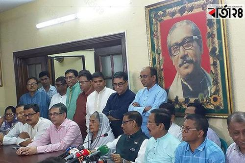 Awami League will accord reception to senior district leaders