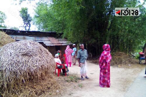 জয়পুরহাটে অটো-ভ্যানের ধাক্কায় শিশুর মৃত্যু