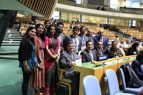 Bangladeshbecomes member of ECOSOC