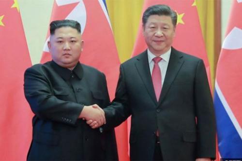 উত্তর কোরিয়াসফরে যাচ্ছেন চীনা রাষ্ট্রপতি