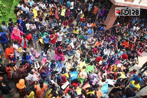 শনিবার থেকে আবারও আন্দোলনে নামবে বুয়েট শিক্ষার্থীরা