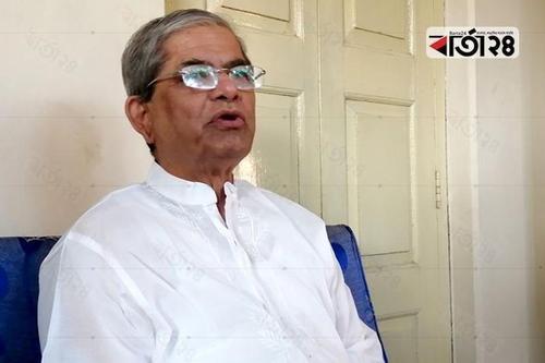 সেতু মেরামত না করায় ট্রেন দুর্ঘটনা: ফখরুল