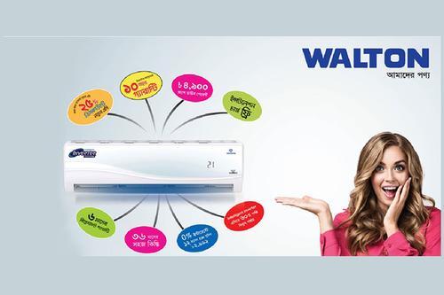 Robust growth in Walton AC  sales