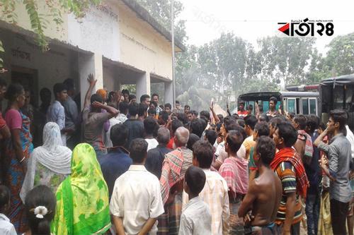 বাগমারায় স্কুল ছাত্রীকে শ্লীলতাহানির দায়ে শিক্ষকের জেল