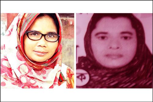 সাদুল্লাপুরে ভোটের মাঠ দাপিয়ে বেড়াচ্ছেন দুই নারী