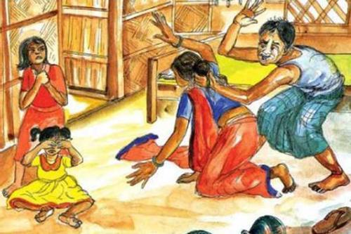 নেত্রকোনায় এক বছরে নারী নির্যাতনের ১৯০ অভিযোগ