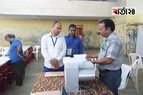 ডাকসু নির্বাচন: ভোটগ্রহণ শেষ, চলছে গণনা