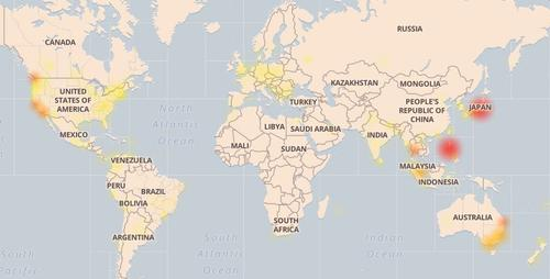 ফেসবুকের ব্ল্যাকআউটের প্রভাব পড়েছে যে দেশগুলোতে