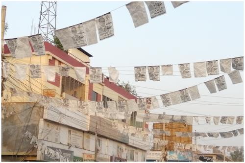 উপজেলা নির্বাচন: ঠাকুরগাঁওয়ে চলছে শেষ মুহূর্তের প্রচার-প্রচারণা