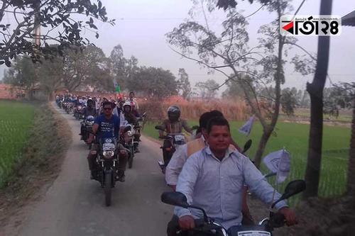 রংপুরে তিনজন ছাড়া বাকি প্রার্থীরা টেনশনে