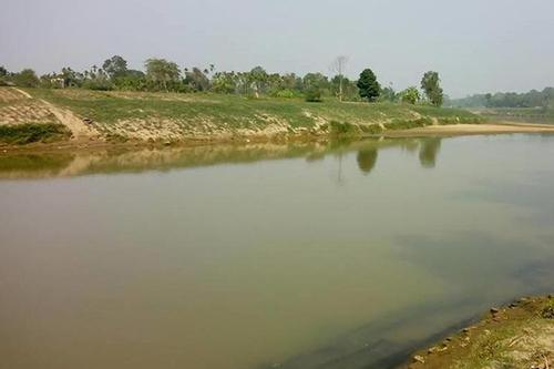 India withdraws water of Feni river