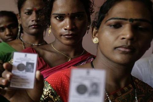 ভারতের নির্বাচনে 'তৃতীয় লিঙ্গ'