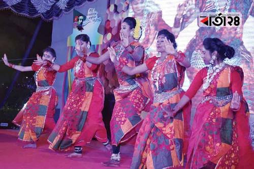 সাংস্কৃতিক উৎসবে মুখর রাজশাহী নগরী