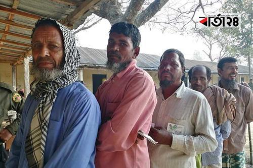 'মেশিনোত ভোট, ভালোয় সিস্টেম'