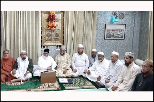 আল্লামা গাজী শেরে বাংলা স্মরণে মাহফিল ৩১ মার্চ