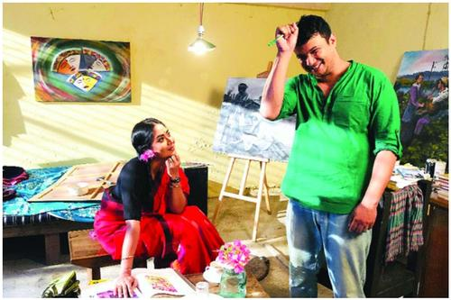 কবিগুরুর 'রবিবার' অবলম্বনে নতুন টেলিছবিতে মম-নাঈম