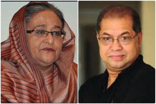 Sheikh Hasina condoled the death of Subir Nandi