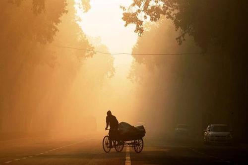ভারতে বায়ুদূষণে ১২ লাখের মৃত্যু, মানতে নারাজ মন্ত্রী
