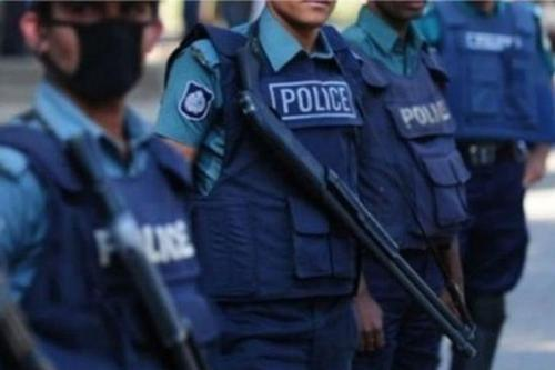 Law enforcers are on high alert in Bangladesh