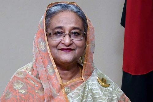 Sheikh Hasina arrives this morning
