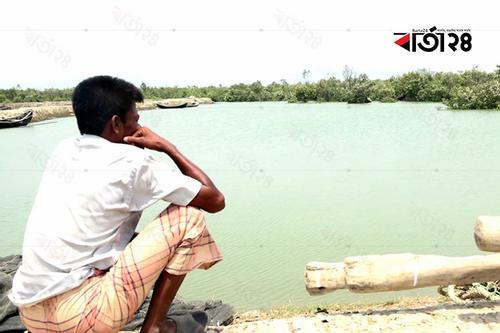 নাফ নদীর জেলেপাড়ায় নীরব দুর্ভিক্ষ