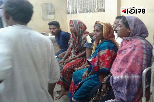হবিগঞ্জে দু'পক্ষের সংঘর্ষে নারীসহ আহত ৪০