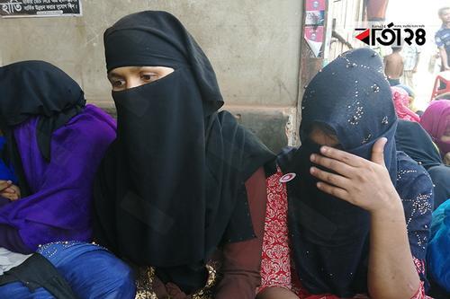 মোবাইলে বিয়ে করে মালয়েশিয়া যেতে মরিয়া রোহিঙ্গা নারীরা