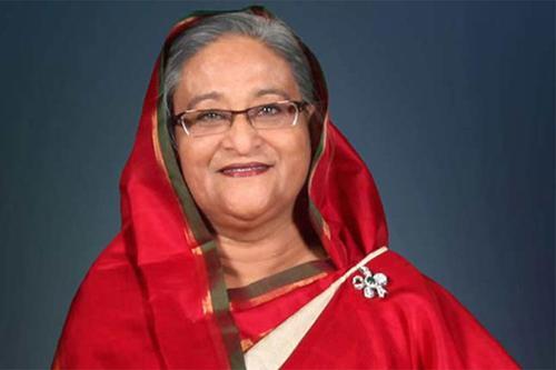 Great Home Coming: Sheikh Hasina