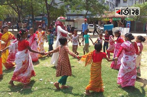 স্বপ্ন বুনছে বদরুন নাহার রক্সির 'স্বপ্নের বাংলাদেশ'