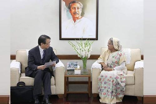 Japan's cooperation will continue in Bangladesh