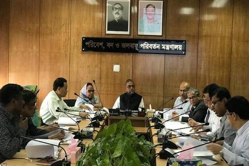 Environment, Forests and Climatic change Minister stresses on forestation