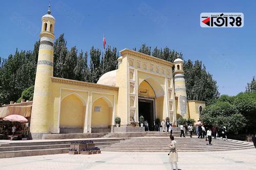 ধর্ম পালনে চীনের উইঘুর মুসলিমরা নিবেদিত প্রাণ