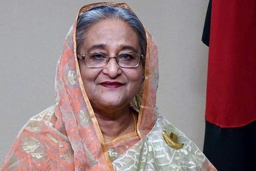 DUCSU confers life time membership to Sheikh Hasina