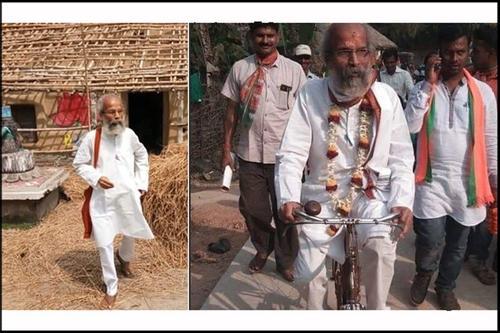ওড়িশার রাজ্য মন্ত্রী হলেন 'সাদামাটা মোদি'