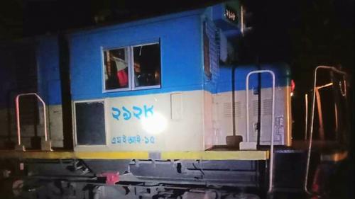 সাত ঘণ্টা পর ঢাকা-ময়মনসিংহ রেলযোগাযোগ স্বাভাবিক