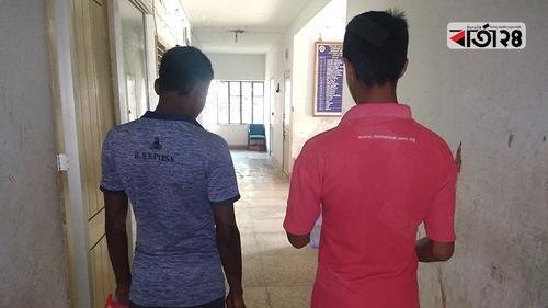 জেএসসি পরীক্ষায় অংশ নিলো দুই কিশোর বন্দী